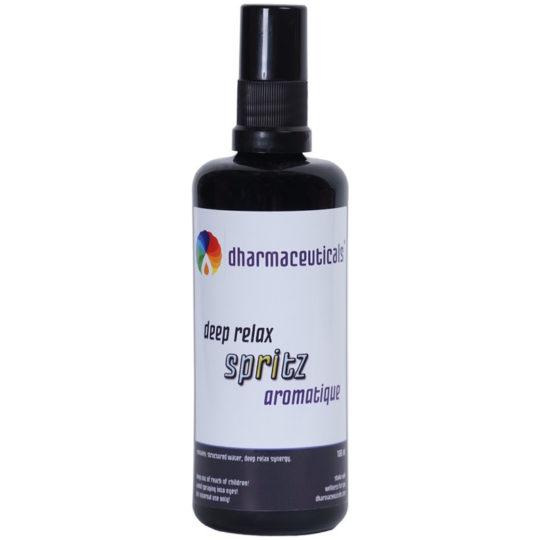 deep relax spritz aromatique von dharmaceuticals