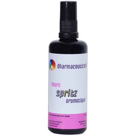 heart spritz aromatique von dharmaceuticals