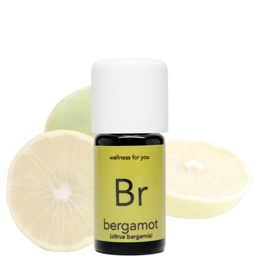 Bergamotte - citrus bergamia