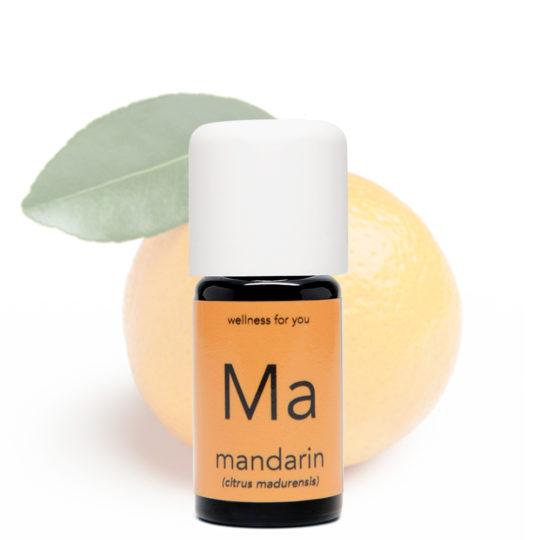 Mandarine, rot - Citrus madurensis