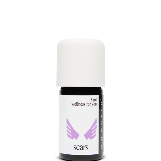 scars von aurelia essential oils