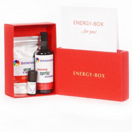 ENERGY-BOX - Schenkt reine Energie