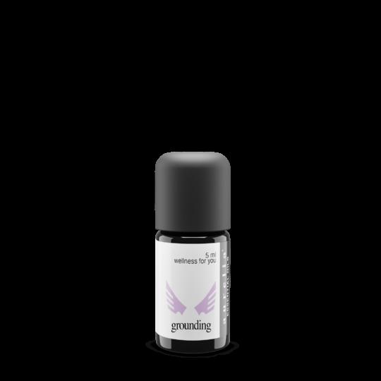 grounding von aurelia essential oils