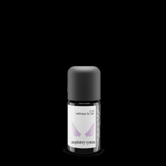 respiratory system von aurelia essential oils